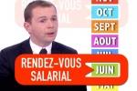 rdv salarial juin